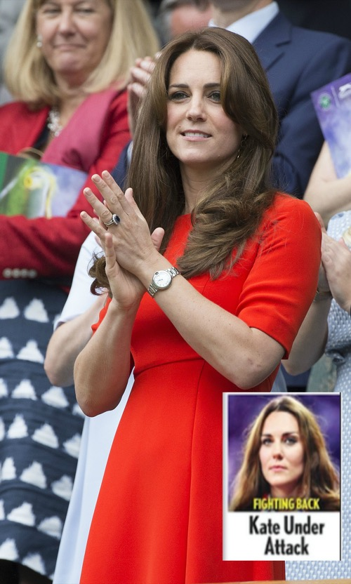 Kate Middleton Devastated By Online Bullying: Meeting With Facebook and Twitter Execs