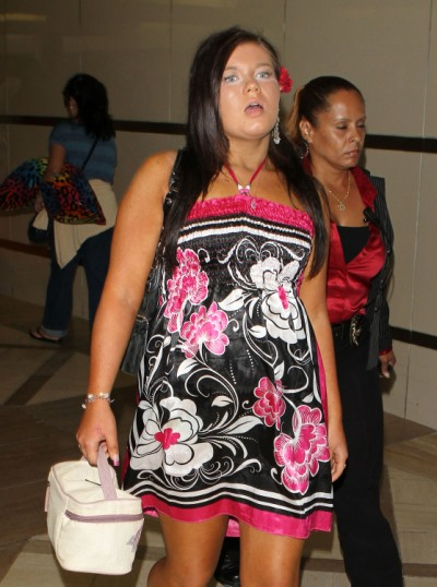 Teen Mom Amber Portwood Sentenced To Five Years In Prison, For Reals This Time 0605