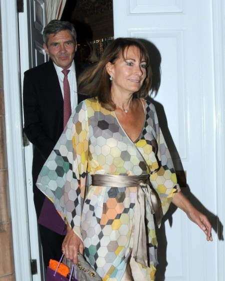 Kate Middleton's Family Illegally Cashing In On Olympics 0719