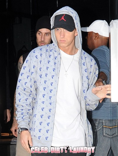 Drug Addiction 'Wiped Out Five Years' Of Eminem's Life