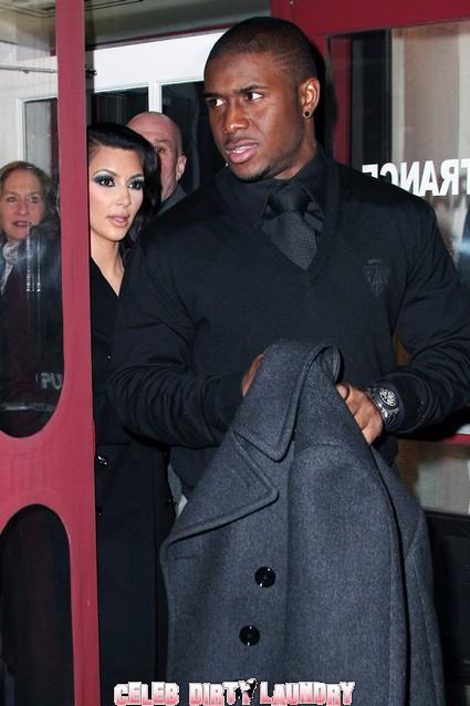 Reggie Bush Begging Kim Kardashian To Call Off her Wedding