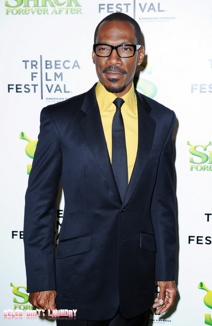 Eddie Murphy To Star As Crack Smoking Mayor Marion Barry
