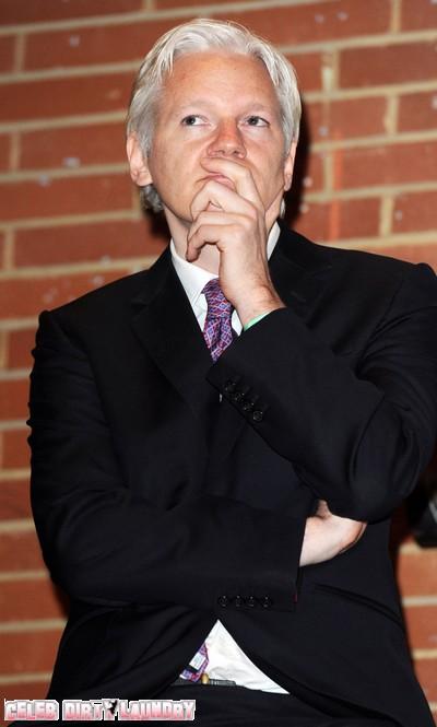Julian Assange - World's Biggest Tattletale - Says WikiLeaks Back In Business!