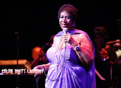 Aretha Franklin A Potential Contestant For A New Reality Show: 'Celebrity Biggest Loser'