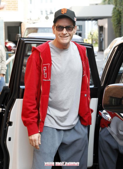 'Celebrity Big Brother' Charlie Sheen's New Home?