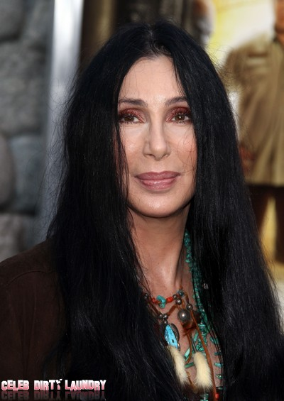 Cher Steps Up To Defend Chaz Say's 'He Is No Different'