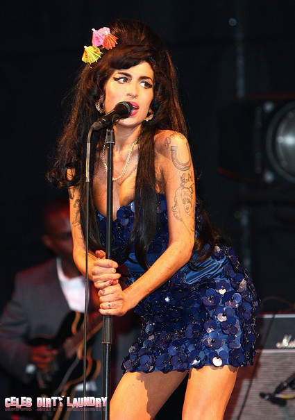 Amy Winehouse Tops UK Album Charts, So Predictable