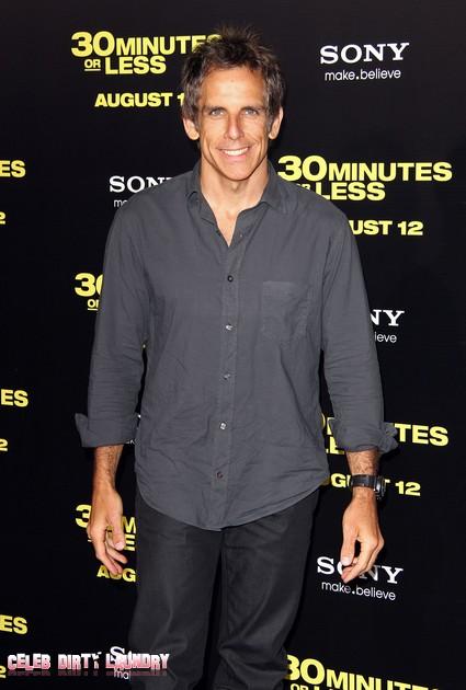 Ben Stiller Devoted To Giving Children A Brighter Future