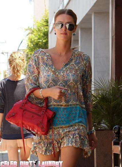 Nicky Hilton Rocks A Cute Summer Look