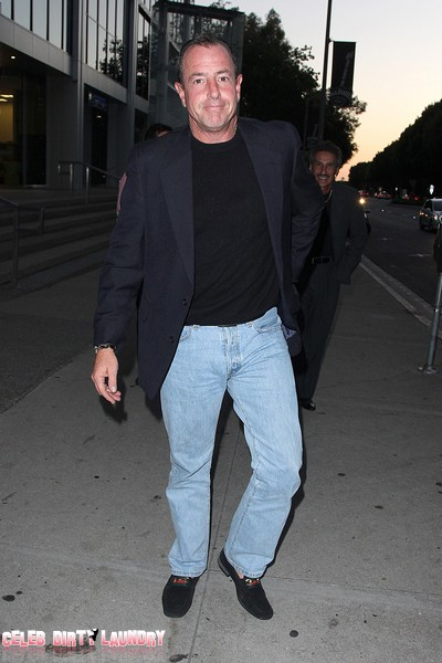 Michael Lohan Charged Today From His Kate Major Arrests - Now Facing 4 Years In Prison
