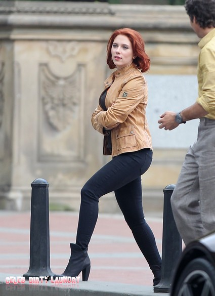 Scarlett Johansson Likes Her Men Bad