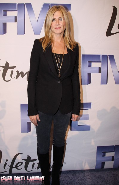 Jennifer Aniston Admits To Being 'Madly In Love'?