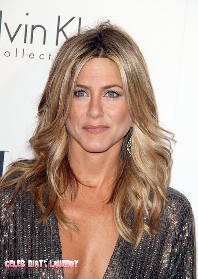 Jennifer Aniston Recovers From Brad Pitt's Put Down