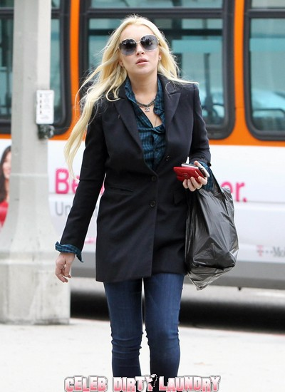 Lindsay Lohan's Battle Compared to that of Michael Jackson's (Video)