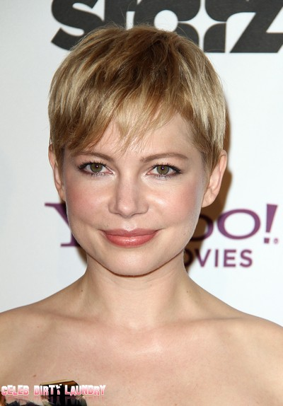 Michelle Williams Dealt With Heath Ledger's Death By Filming  'Blue Valentine'