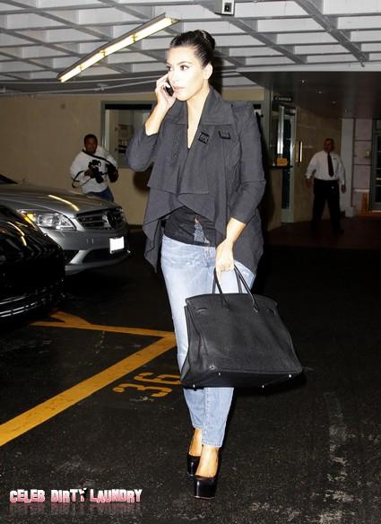 Kim Kardashian Faces Ban From Australia For False Visa Application