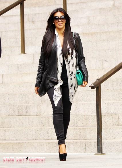 Kim Kardashian's Pal Jonathan Cheban To Sue Kris Humphries