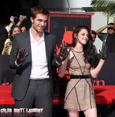 Kristen Stewart And Robert Pattinson Had To Train For Sex Scene