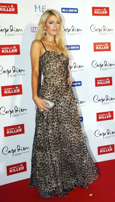 Paris Hilton In Barcelona - Looking Beautiful As Always