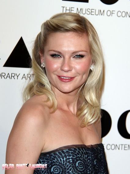 Kirsten Dunst Files Temporary Restraining Order Against Love struck Fan