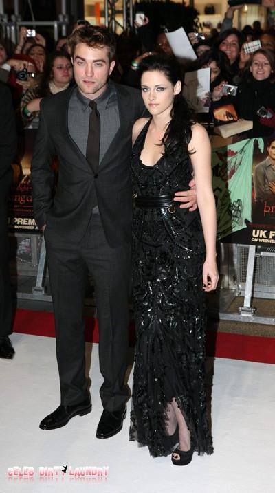 Robert Pattinson Willing To Die For Kristen Stewart