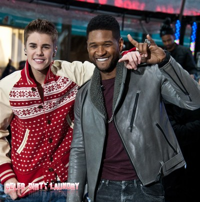Justin Bieber The Reason Usher's Ex-Wife Files For Custody