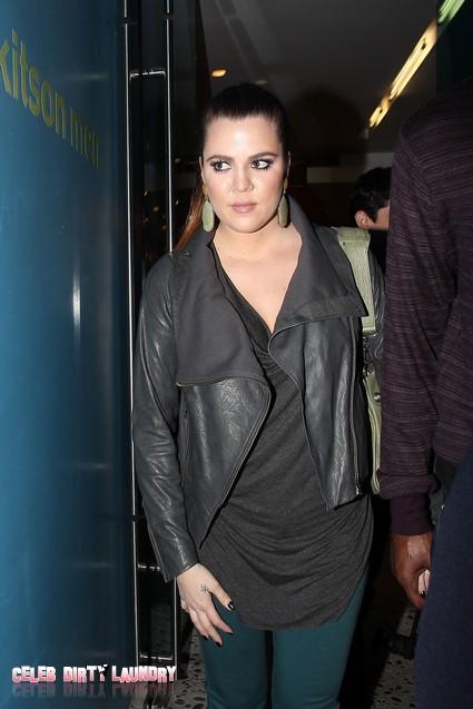 Khloe Kardashian Assualts Transgender Woman Chantal Spears (Video)