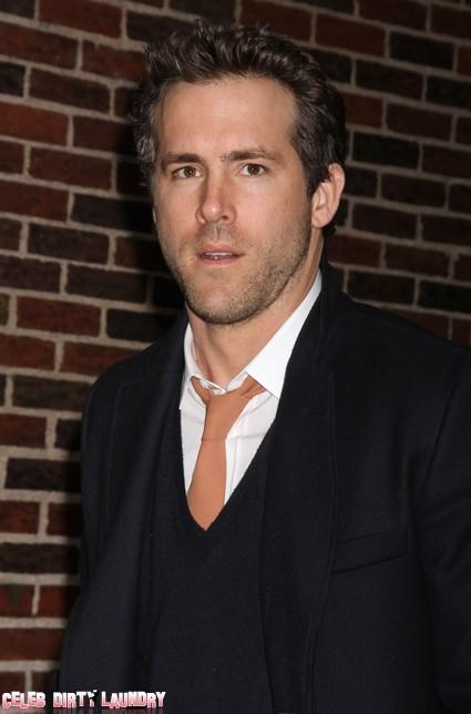 Ryan Reynolds Is No Fist-Fighting Brawler