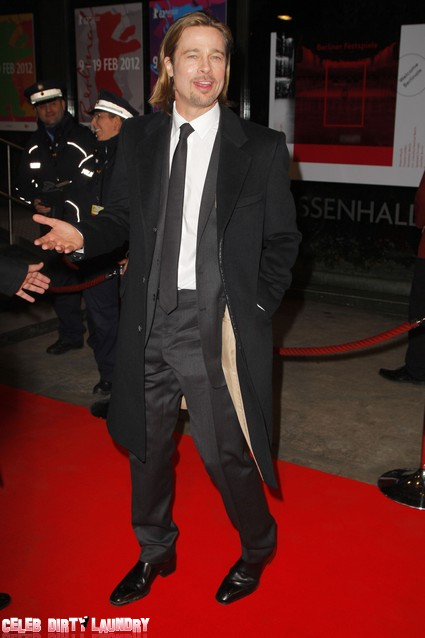 If Brad Pitt Wins An Academy Award Then George Clooney Babysits