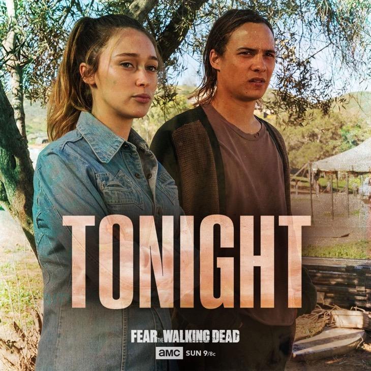 """Fear The Walking Dead Recap 6/11/17: Season 3 Episode 3 """"TEOTUAWKI"""""""