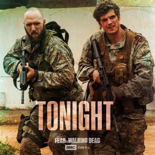"""Fear The Walking Dead Recap 6/25/17: Season 3 Episode 5 """"Burning in Water, Drowning in Flame"""""""