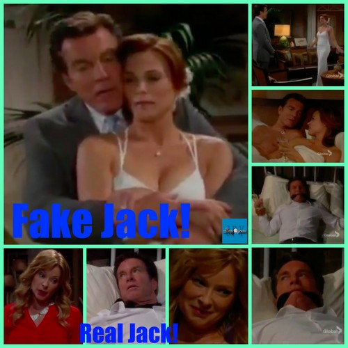The Young and the Restless Spoilers: Jack's Evil Twin Marries Phyllis - Kelly Holds Real Jack Captive - Sharon Arrested