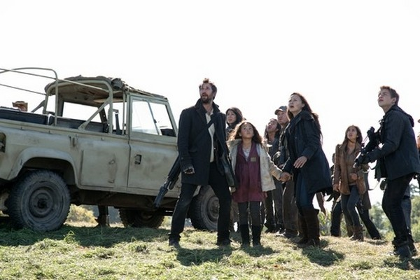 "Falling Skies LIVE Recap: Season 4 Premiere ""Ghost In The Machine"""
