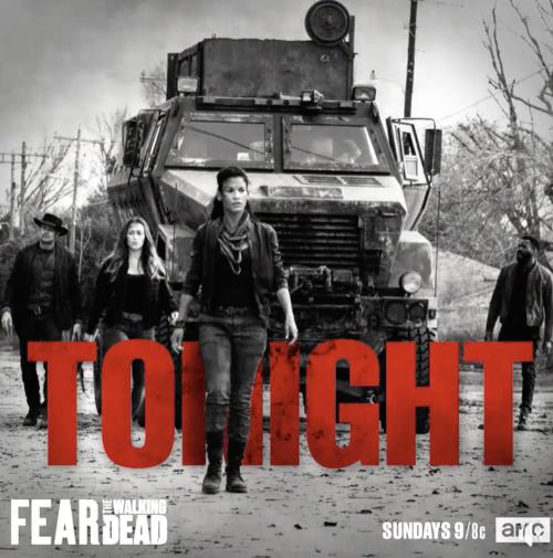 "Fear The Walking Dead Recap 4/29/18: Season 4 Episode 3 ""Good out Here"""
