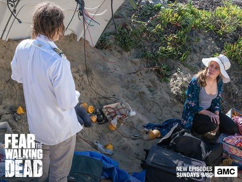 """Fear The Walking Dead Recap 4/24/16: Season 2 Episode 3 """"Ouroboros"""""""