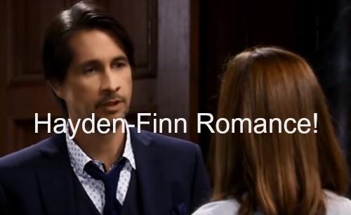 'General Hospital' Spoilers – Hayden Finn Romance Blossoms During Lizard Lover Health Crisis
