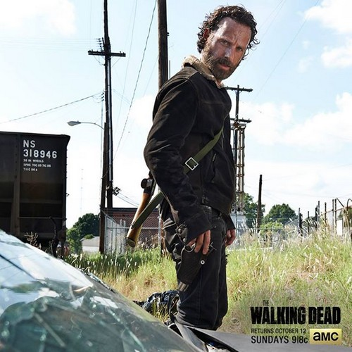 Walking Dead Season 5: Andrew Lincoln - Five things you didn't know about Rick Grimes' Portrayer