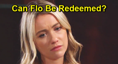 The Bold and the Beautiful Spoilers: Redemption Possible or Has Flo Gotta Go – B&B Character's Future in Jeopardy?
