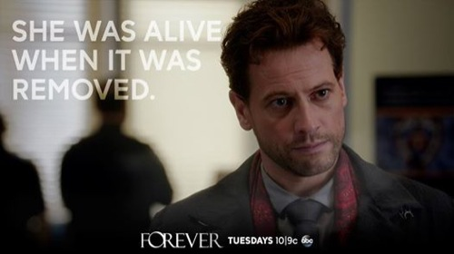 "Forever Recap 10/21/14: Season 1 Episode 6 ""The Frustrating Thing About Psychopaths"""