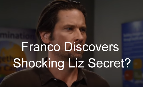 'General Hospital' Spoilers: Franco Discovers Long-Hidden Secret from Liz's Past – Heather Knows Webber Family Dirty Laundry?