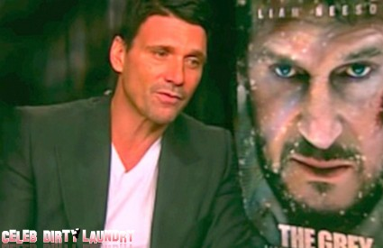 Exclusive Interview: With 'The Grey's Frank Grillo (Video)