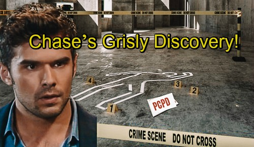 General Hospital Spoilers: Chase's Grisly Discovery, Finds Aftermath of Brutal Murder – Port Charles Reels Over Shocking Victim