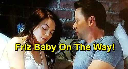 General Hospital Spoilers: Liz's Pregnancy With Franco's Child - Rebecca Herbst and Roger Howarth Want A Baby Girl