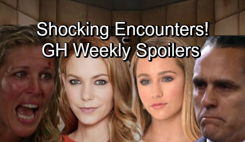 General Hospital Spoilers: Week of June 11 – Spilled Secrets, Terrifying Fears and Shocking Encounters