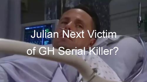 General Hospital' Spoilers: Julian Next GH Serial Killer Victim – Karma Coming for Jerome Mobster?