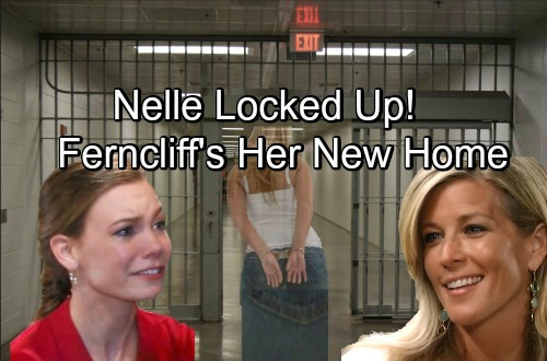 General Hospital Spoilers: Nelle Locked Up in Ferncliff, Schemer's Dreams Destroyed – Carly Gets the Last Laugh
