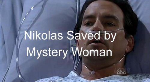 'General Hospital' Spoilers: Mystery Woman Appears on Cassadine Island - Athena's Mom Saves Nikolas from Certain Death?