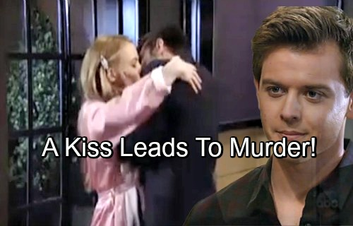 General Hospital Spoilers: Michael Learns His Bride Kissed Chase – Lack of Jealousy Infuriates Nelle, Murder Plot Takes Shape
