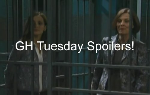 'General Hospital' Spoilers: Claudette Hits Town With a Bang - Desperate Dying Finn – Nathan's Suspects For Maye's Murder