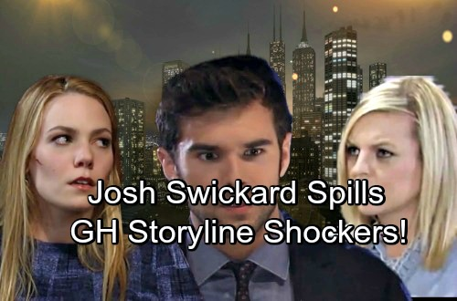 General Hospital Spoilers: Josh Swickard Spills Chase and Nelle Story Shockers – Answers GH Fans' Burning Questions